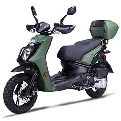 Amigo RX-150 Adventure Scooter