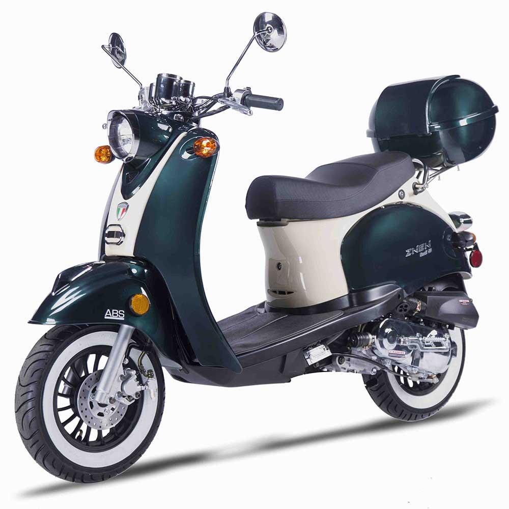 Amigo Snail 50cc Classic Scooter