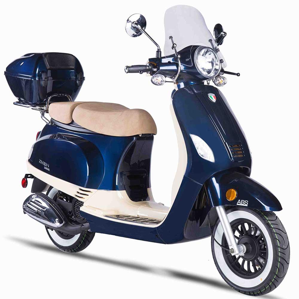 Amigo VPA 50cc Vespa Clone Scooter