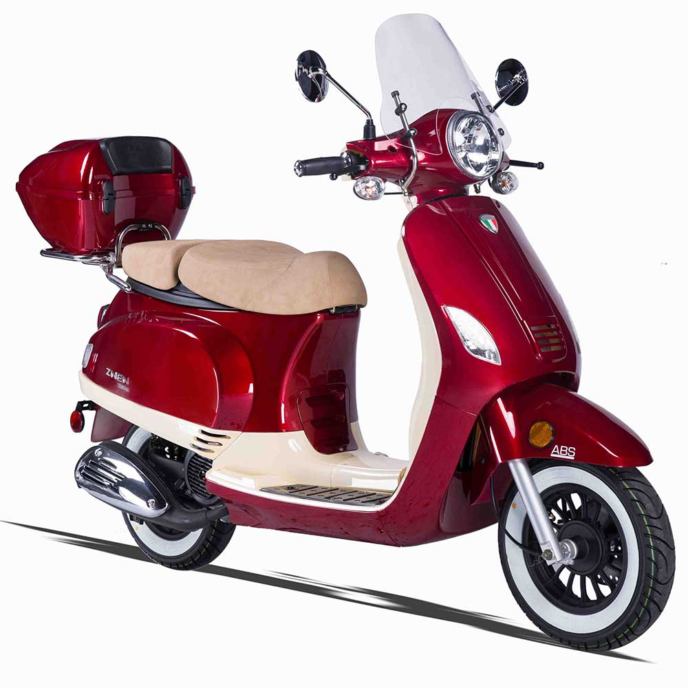 amigo vpa 50cc vespa clone scooter. Black Bedroom Furniture Sets. Home Design Ideas