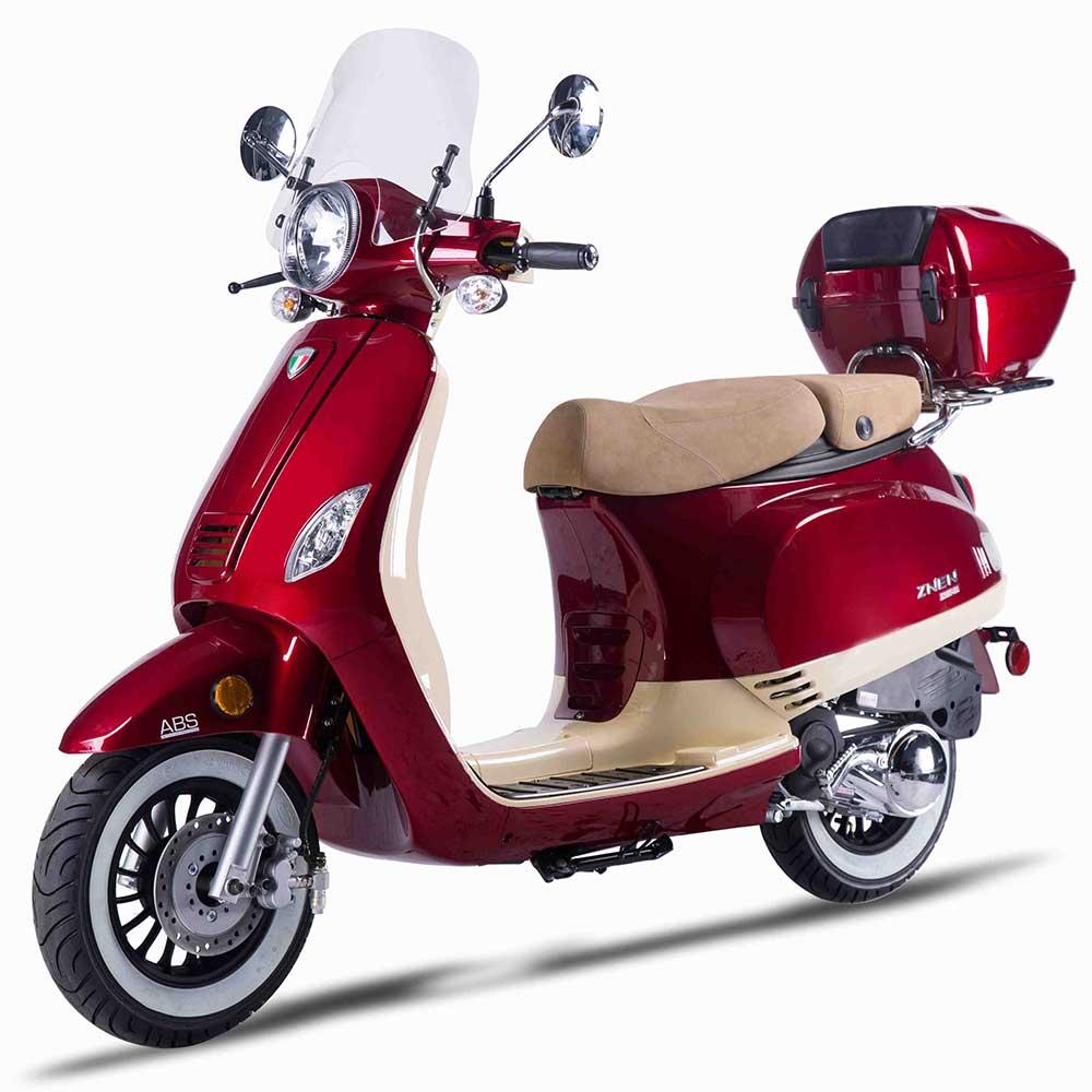 Amigo ZN150T-30A 150cc Vespa Clone Scooter