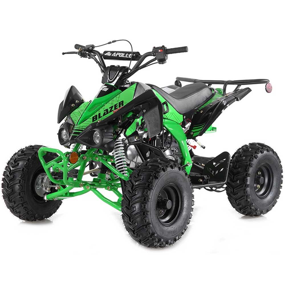Apollo Blazer 7 ATV - Green