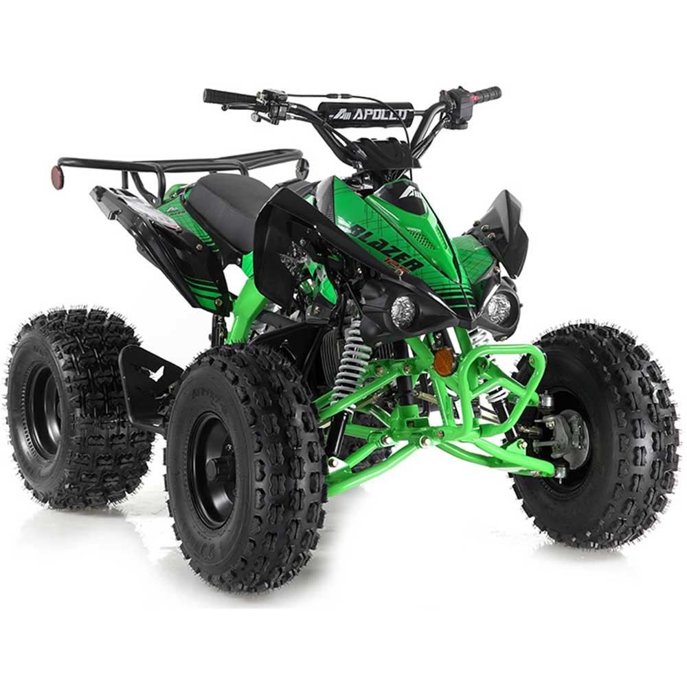 Apollo Blazer 9 ATV - Green