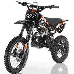 Apollo DB-007 125cc Dirt Bike