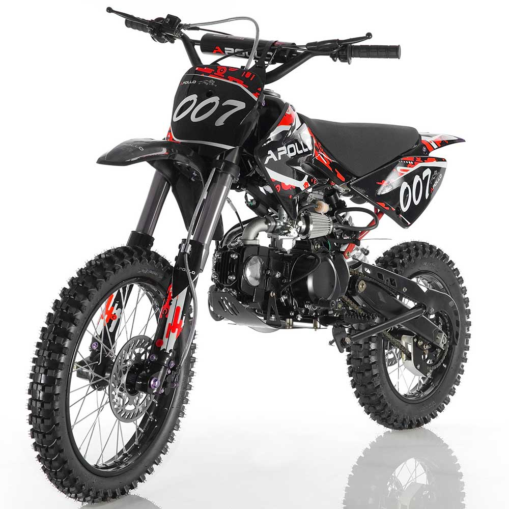 Apollo Db 007 Dirt Bike