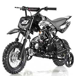 Apollo DB-21 70cc Kids Dirt Bike