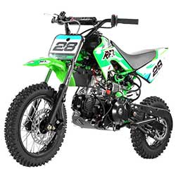Apollo DB-28 110cc Kids Dirt Bike