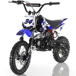 Apollo DB-34 110cc Dirt Bike
