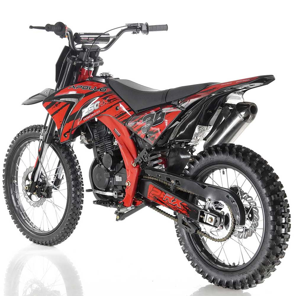 apollo db 36 full size adult dirt bike. Black Bedroom Furniture Sets. Home Design Ideas