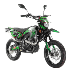 Apollo DB-36DX Deluxe 250cc Enduro DOT Dual Sport Dirt Bike