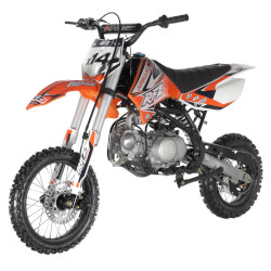 Apollo DB-X14 125cc Dirt Bike