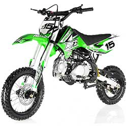 Apollo DB-X15 125cc Dirt Bike