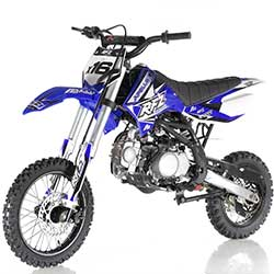 Apollo DB-X16 125cc Mid-Sized Dirt Bike