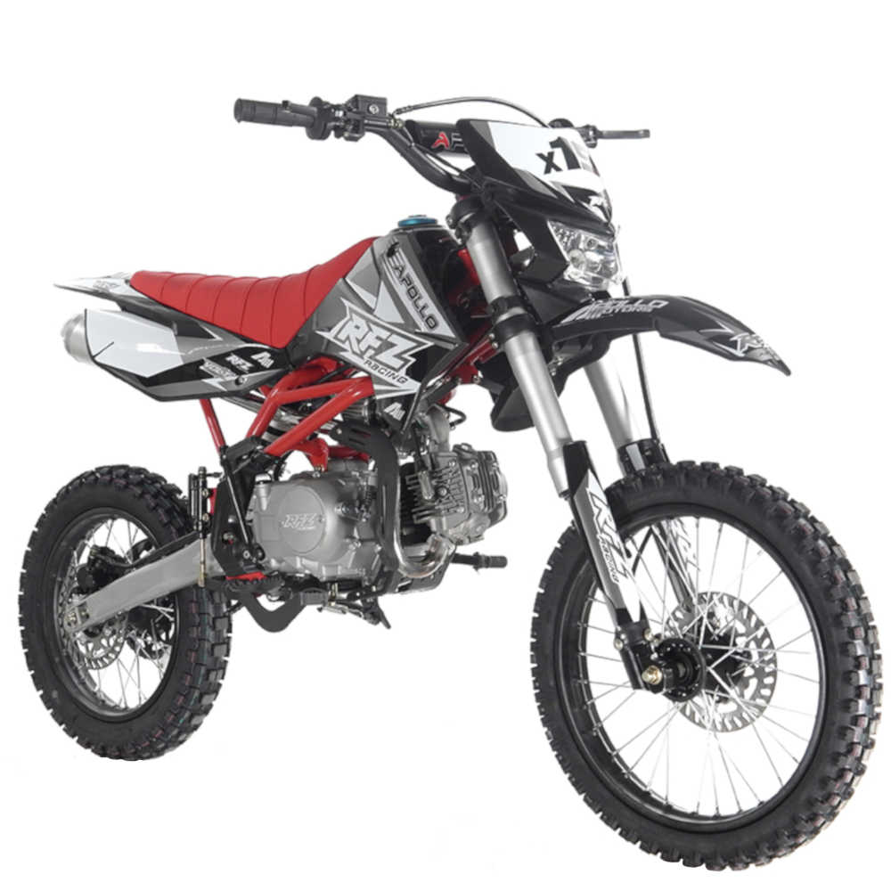 Apollo DB-X19 125cc Dirt Bike