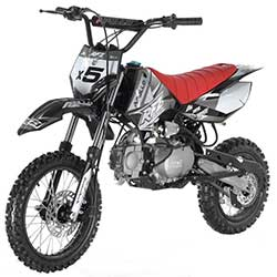 Apollo DB-X5 125cc Dirt Bike