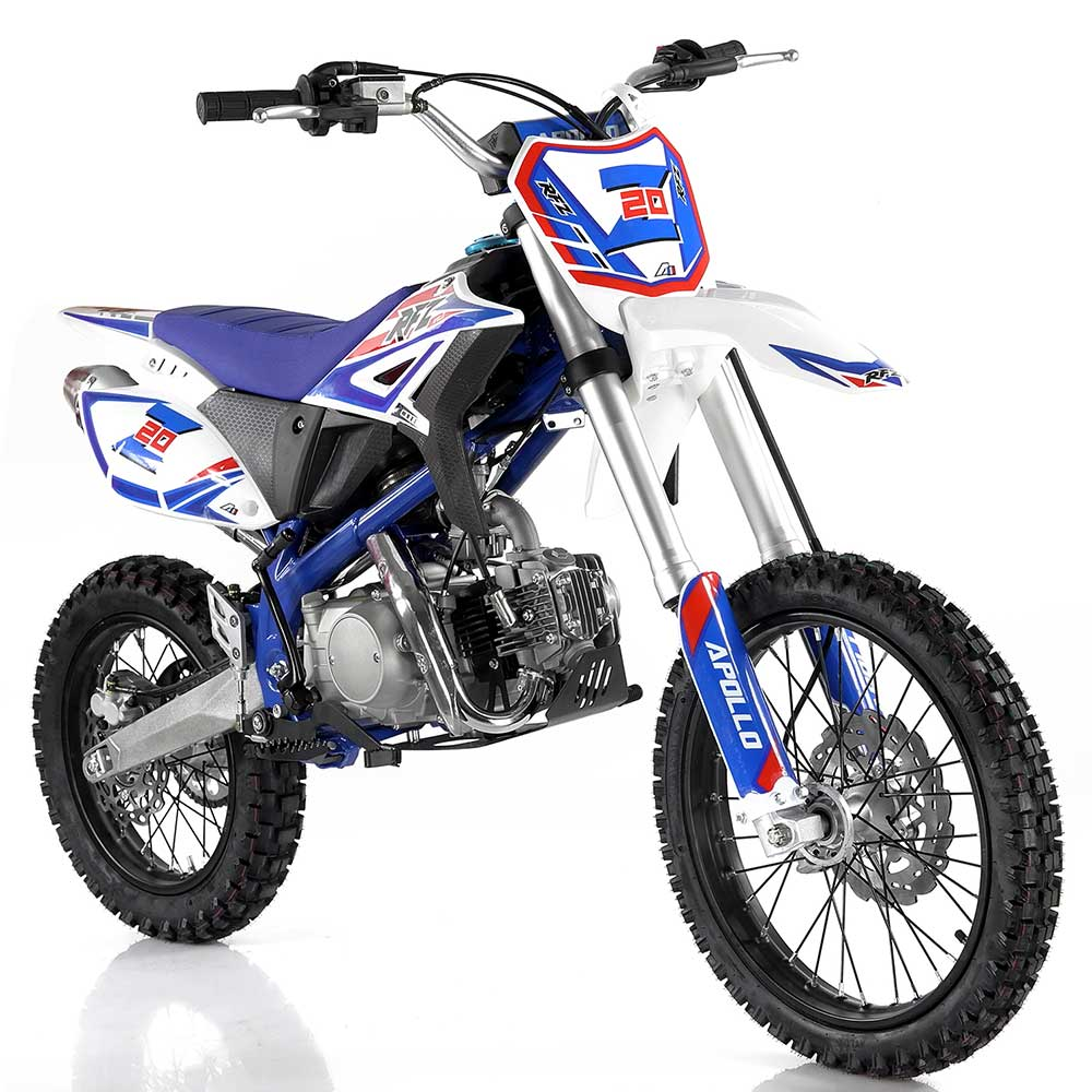 Apollo DBZ20 125cc Dirt Bike