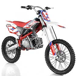Apollo DBZ20 Max 125cc Dirt Bike