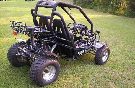 go kart frame. PowerSport Go-Kart: 150DX
