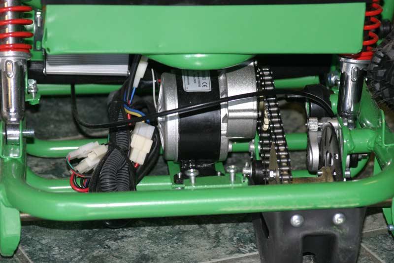 Hawk Gk Battery Gokart 1 5