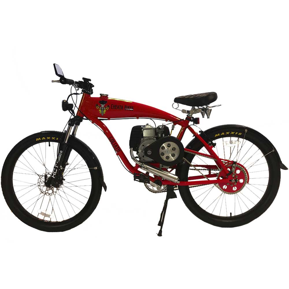 Cheata Bikes Goliath Motorized Bicycle