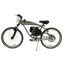 Cheata Bikes Varuna Motorized Bicycle