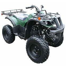 Coolster 3150DX Full Size Utility ATV