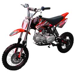 Coolster XR125 Dirt Bike