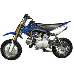 Coolster QG-210 Kids MotoCross Dirt Bike