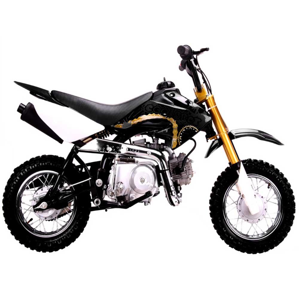 coolster qg 213a 110cc automatic kids motocross dirt bike. Black Bedroom Furniture Sets. Home Design Ideas