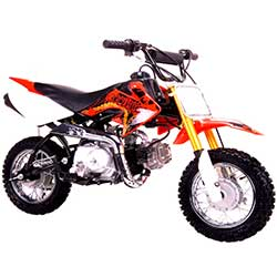 Coolster QG-213A Automatic Kids MotoCross Dirt Bike