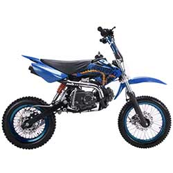 Coolster QG-214 Youth MotoCross Dirt Bike