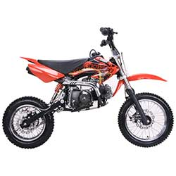 Coolster QG-214S Youth MotoCross Dirt Bike