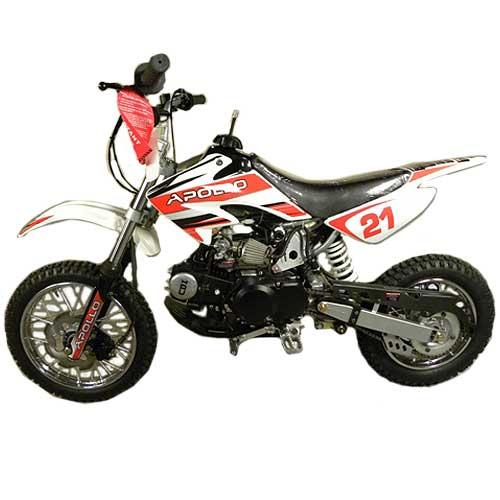 Apollo 125cc Dirt Bike