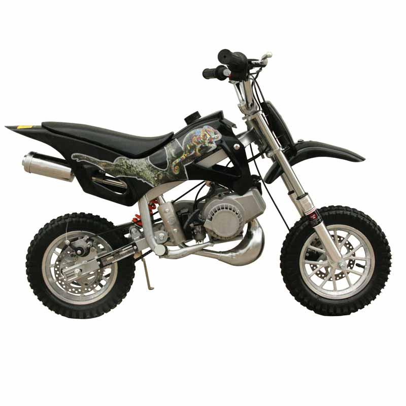 Coolster qg50 kids dirt bike black