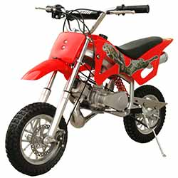 Coolster QG50 Kids Dirt Bike