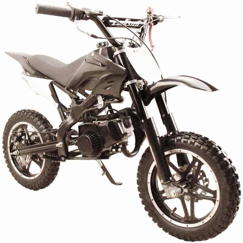Coolster qg50x kids dirt bike black