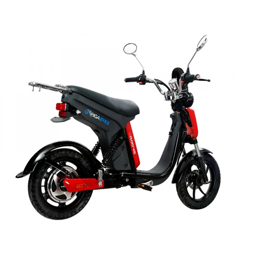 Gigabyke groove 750w electric motorized bike for Go e bike motor