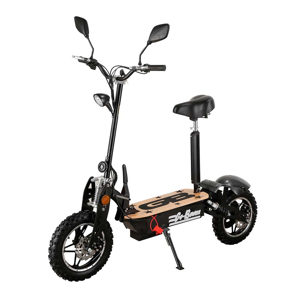 Performance Electric Sit Or Stand Scooter By GoBowen