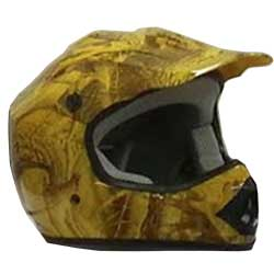 MXC Camo Youth MotoCross Helmet