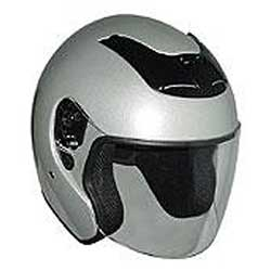 RK Open Face Helmet with Flip Shield