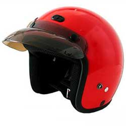 3/4 Shell Motorcycle Helmets