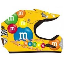 RX20 M&M MotoCross Helmet