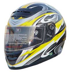 RZ80 Rodia Full Face Helmet