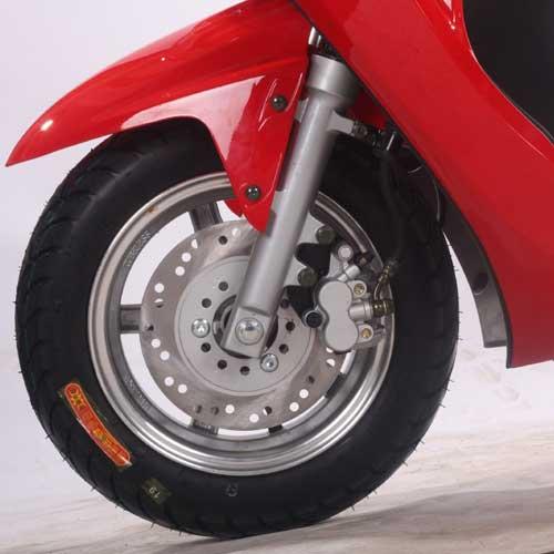 IceBear PMZ50-6-F 50cc Scooter