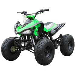 B125MX Sport Racing Quad