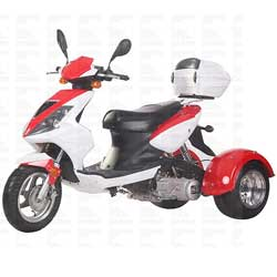 Ice Bear PST150-9 150cc Trike Scooter