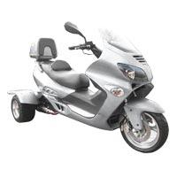 Ice Bear Peregrine 150H Trike Scooter
