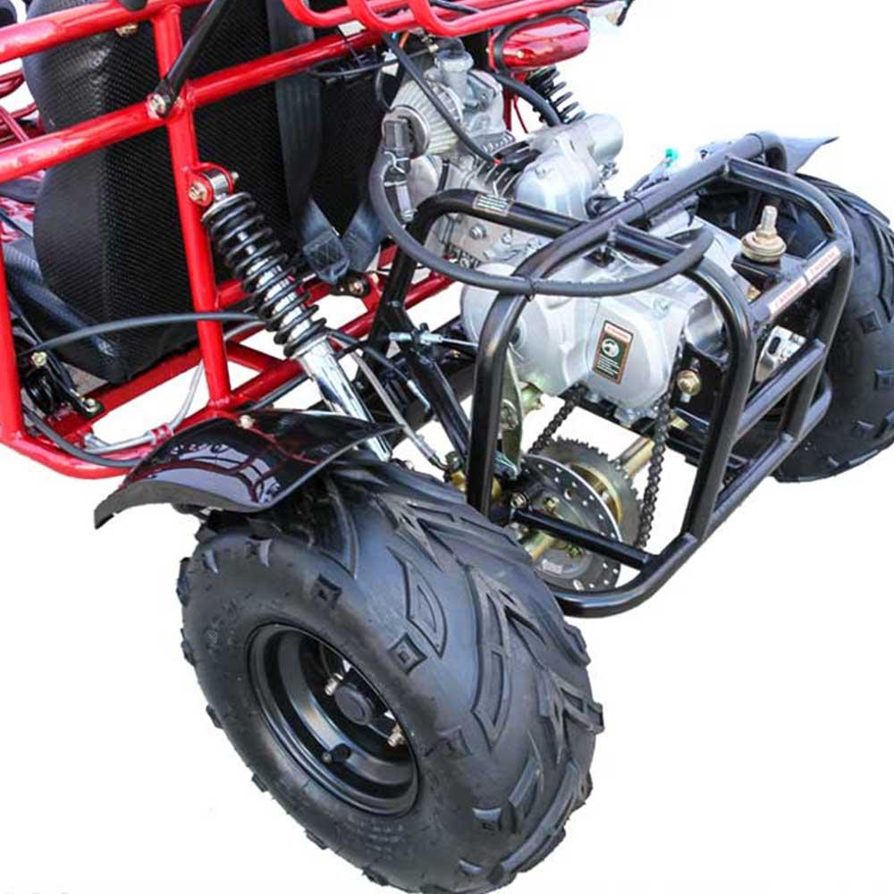 7 Inch Rear Rim for for 125cc Got kart Kandi KD-125FM5