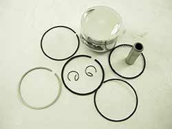 Piston Ring Set 10028