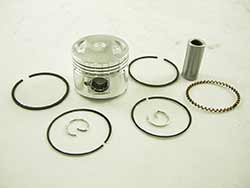 Piston Ring Set 10065